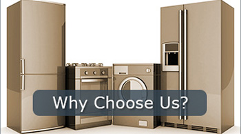 Azer Appliance | Why Choose Us?