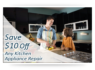 Azer Appliance | coupon kitchen appliance repair
